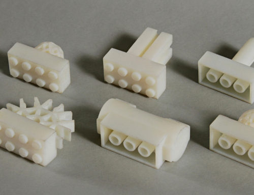 Build a Brick: 3D Printing and LEGO