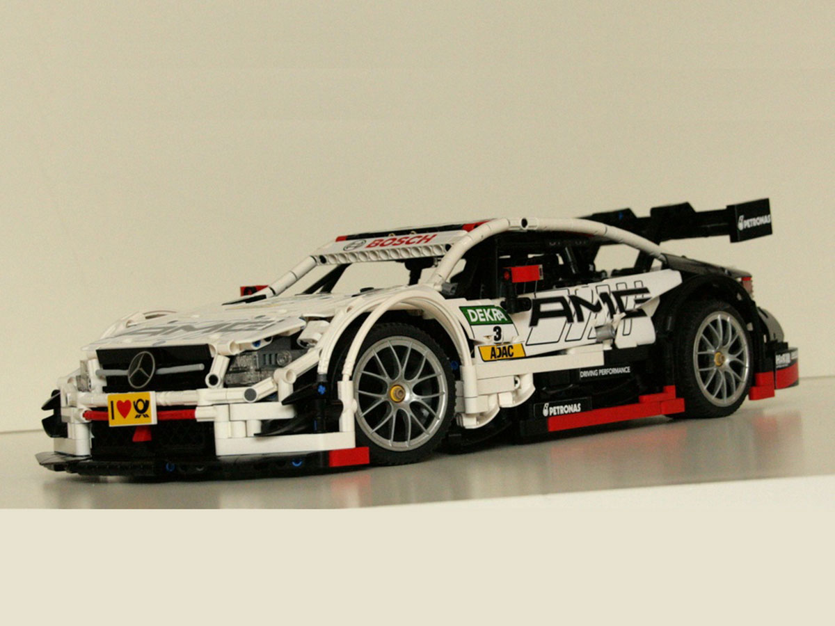 Amazing Technic Cars and Bikes