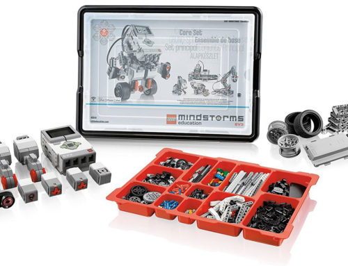 Five 3rd-party Projects for Your EV3 Kit