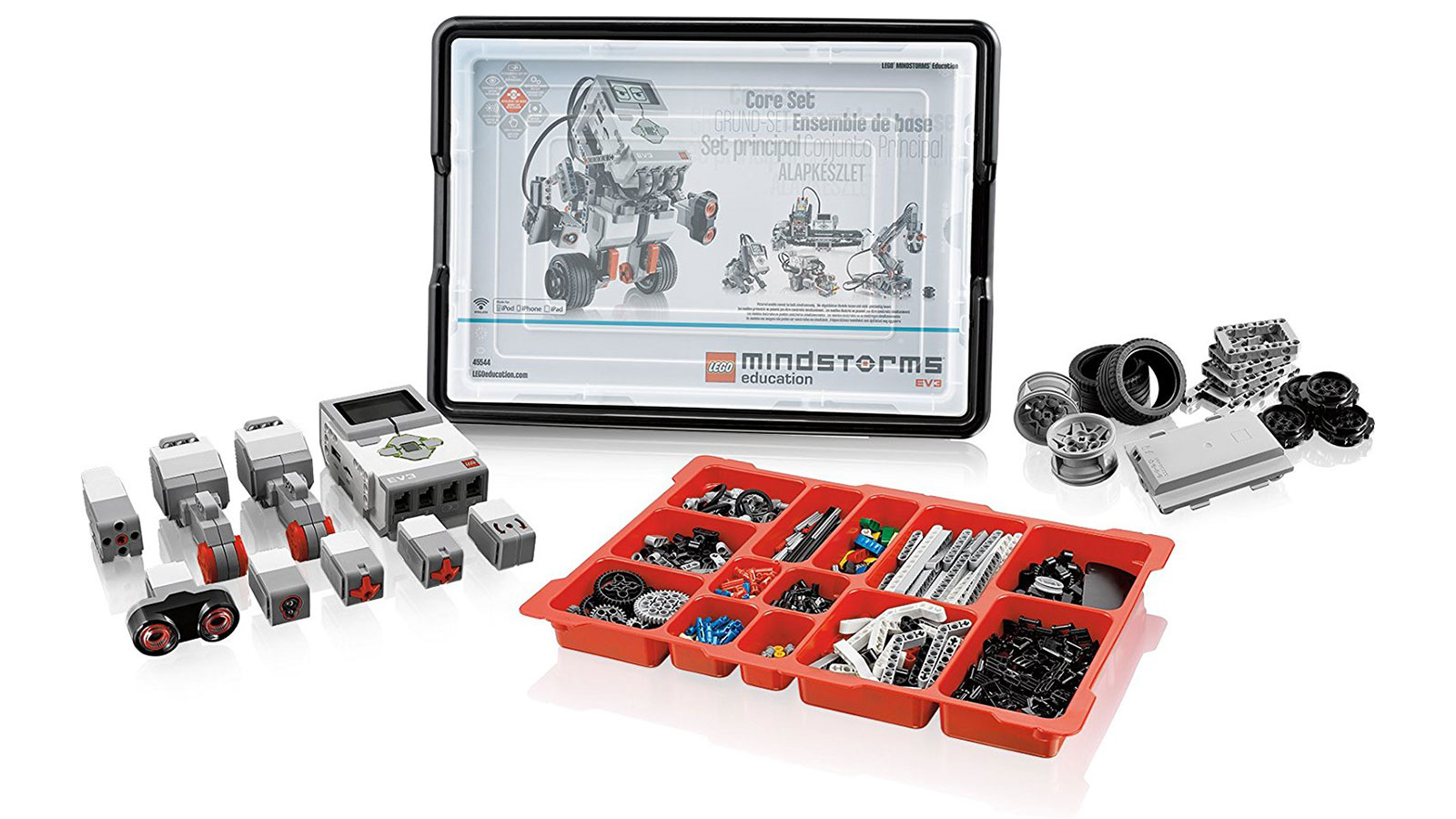 LEGO Mindstorms Buyer Guide - RCX, NXT or EV3?