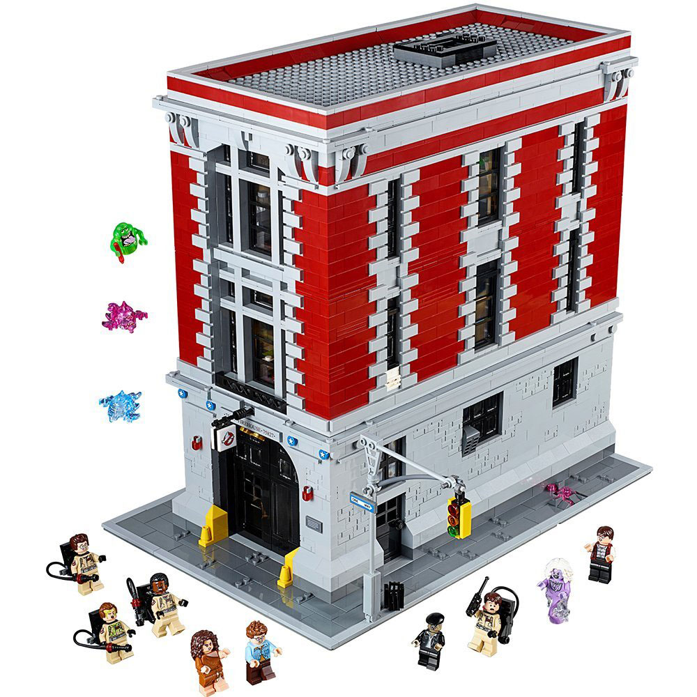 Ghostbuster Firehouse