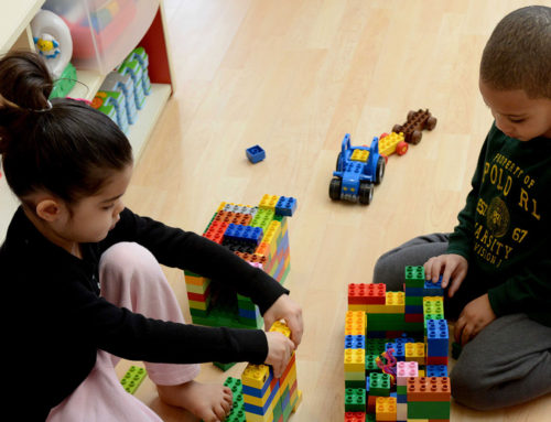 How Does LEGO Help Us Learn?