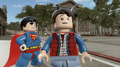 LEGO Dimensions Screen