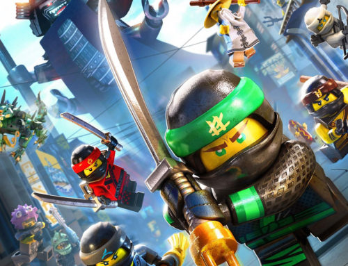 The Five Best LEGO Video Games
