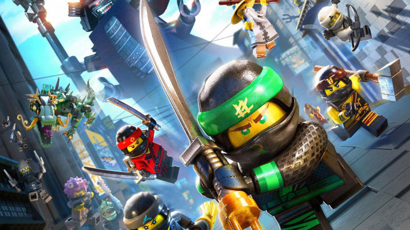 LEGO Ninjago Video Game