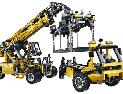 The 5 Best LEGO Technic Sets