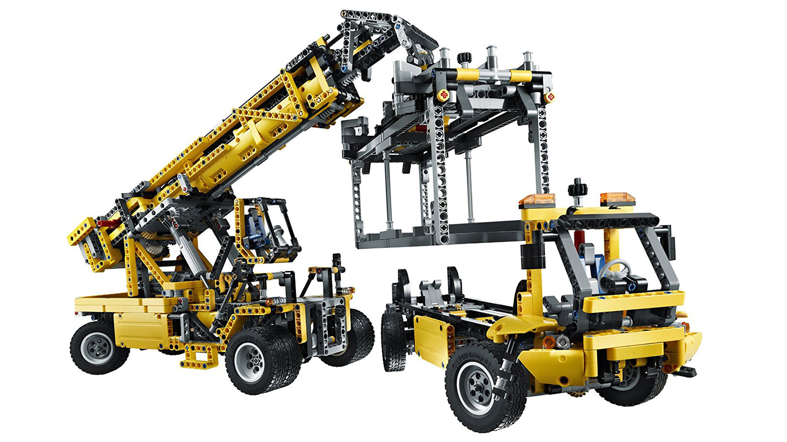5 Awesome Custom Technic Projects You Can Build Yourself