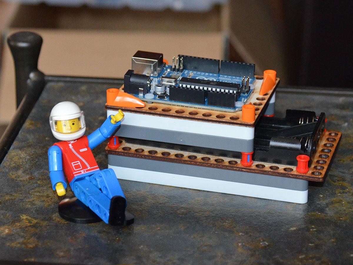 LEGO Technic Mounting