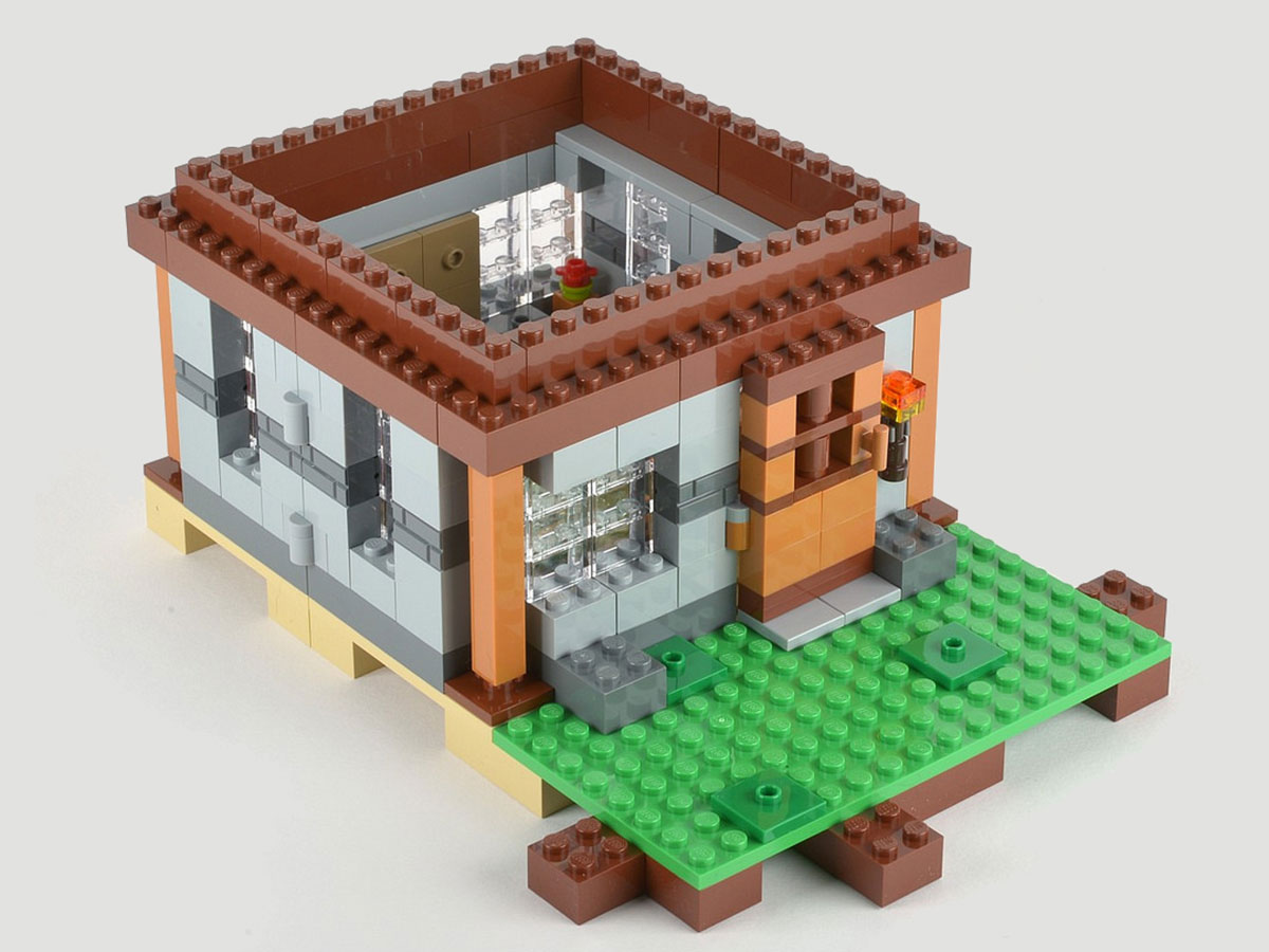 Lego Apartment