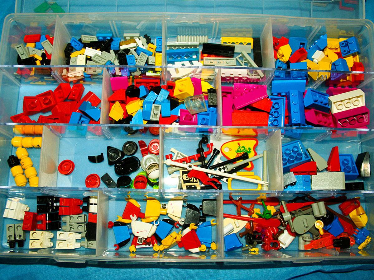 Lego Bits Box