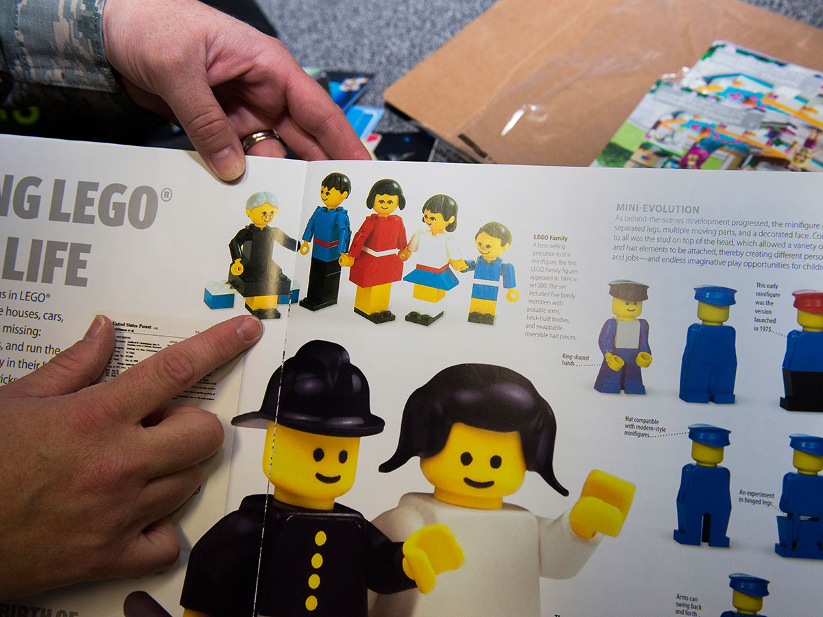Lego Booklet