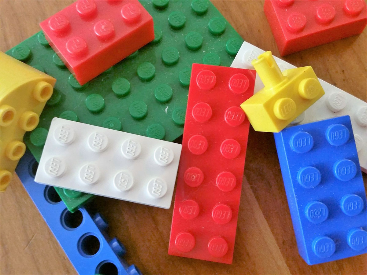 The Story of LEGO: Another Brick in the Wall