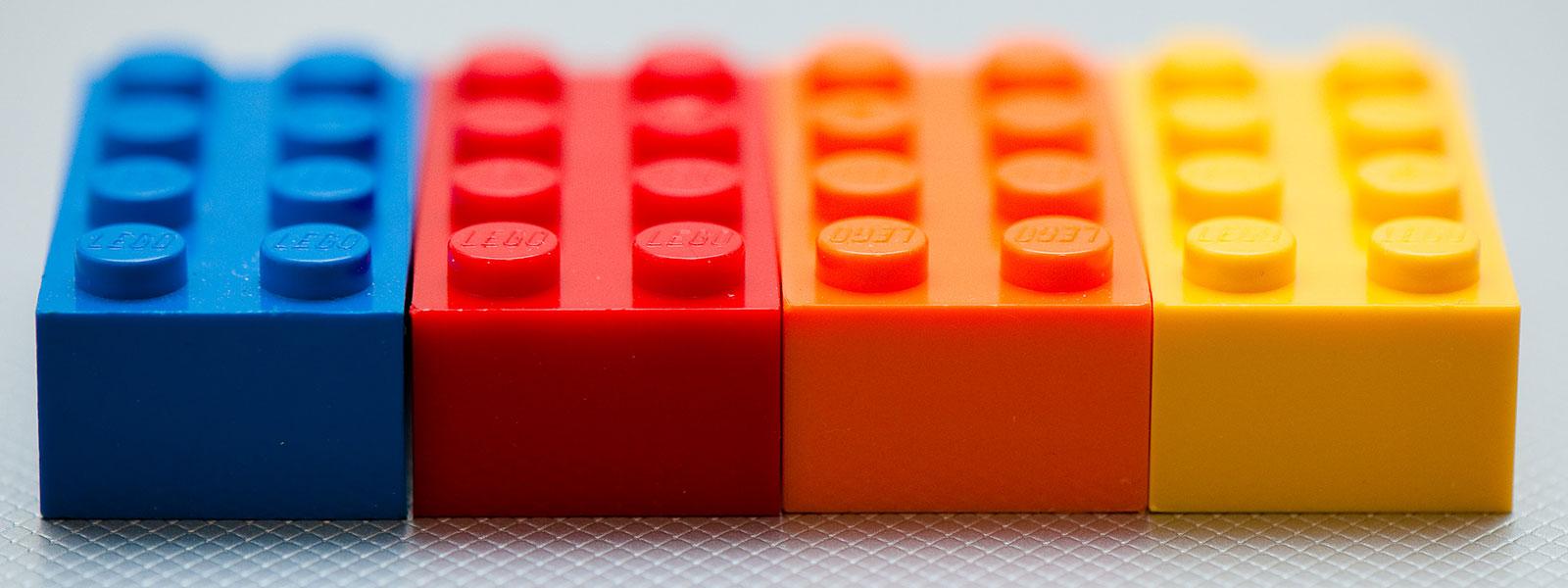 Lego Bricks Colorful