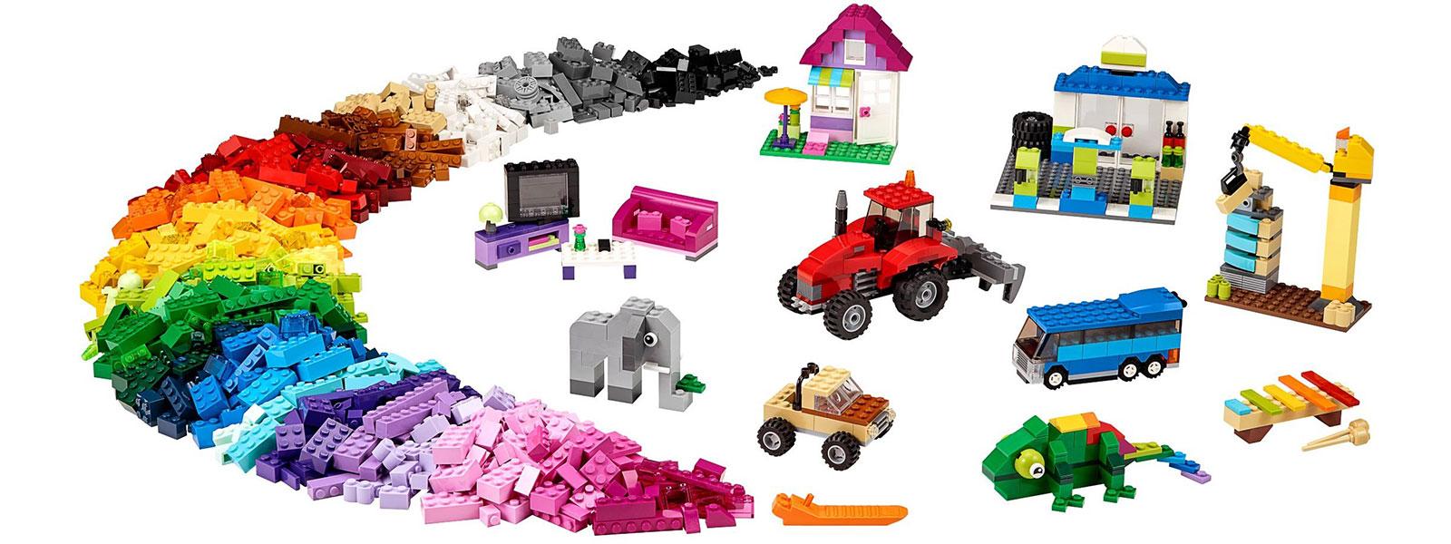 Lego Classic 2015