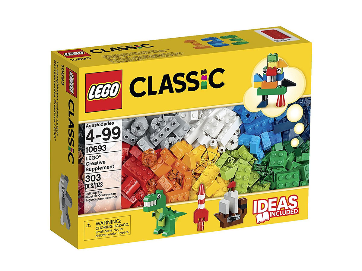 How Lego Classic Takes Us Back To Our Roots