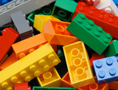 ABS Plastic in LEGO