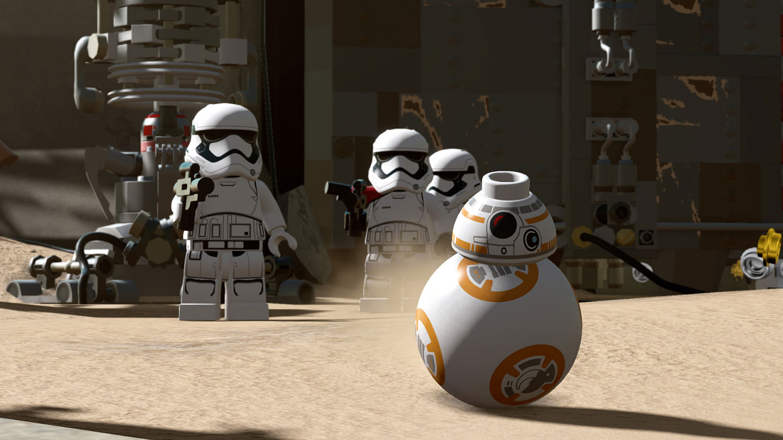 Lego Dimensions Star Wars