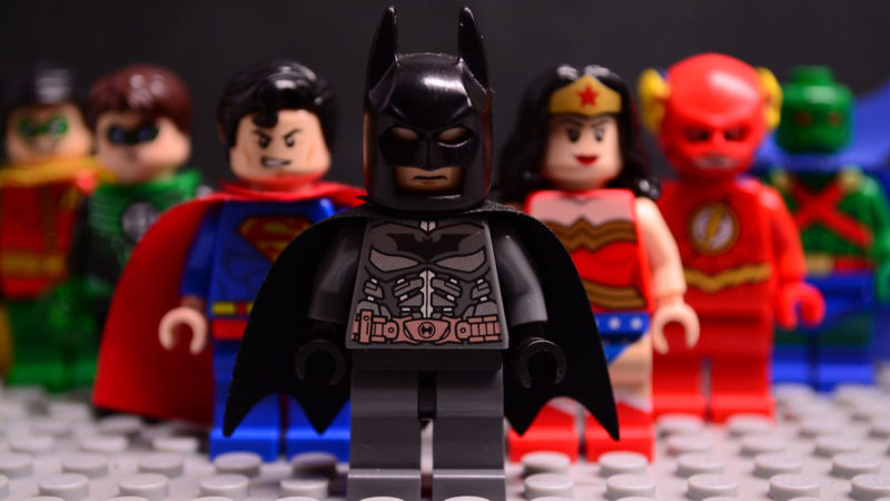 Lego Justice League