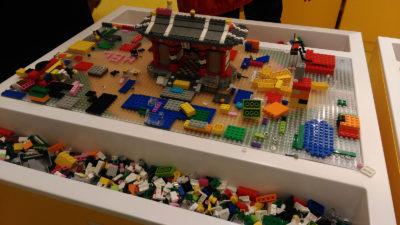 Lego Play Area