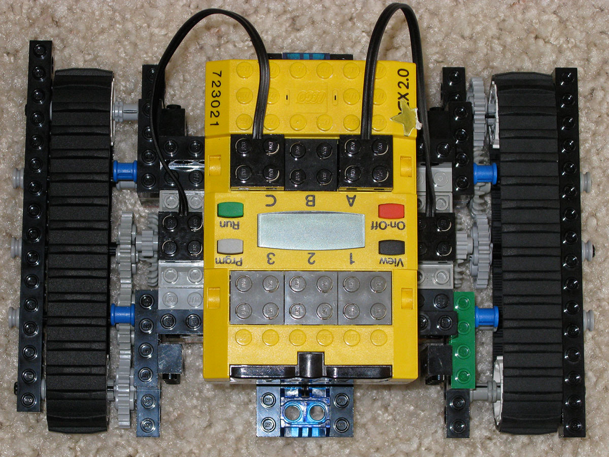 Lego Roverbot2