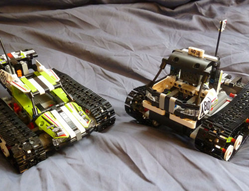 Leveling Up: 5 Awesome Custom Technic Projects