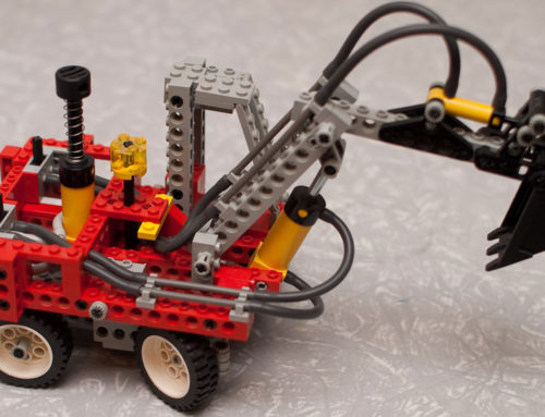 Tips for Getting Started With LEGO Technic