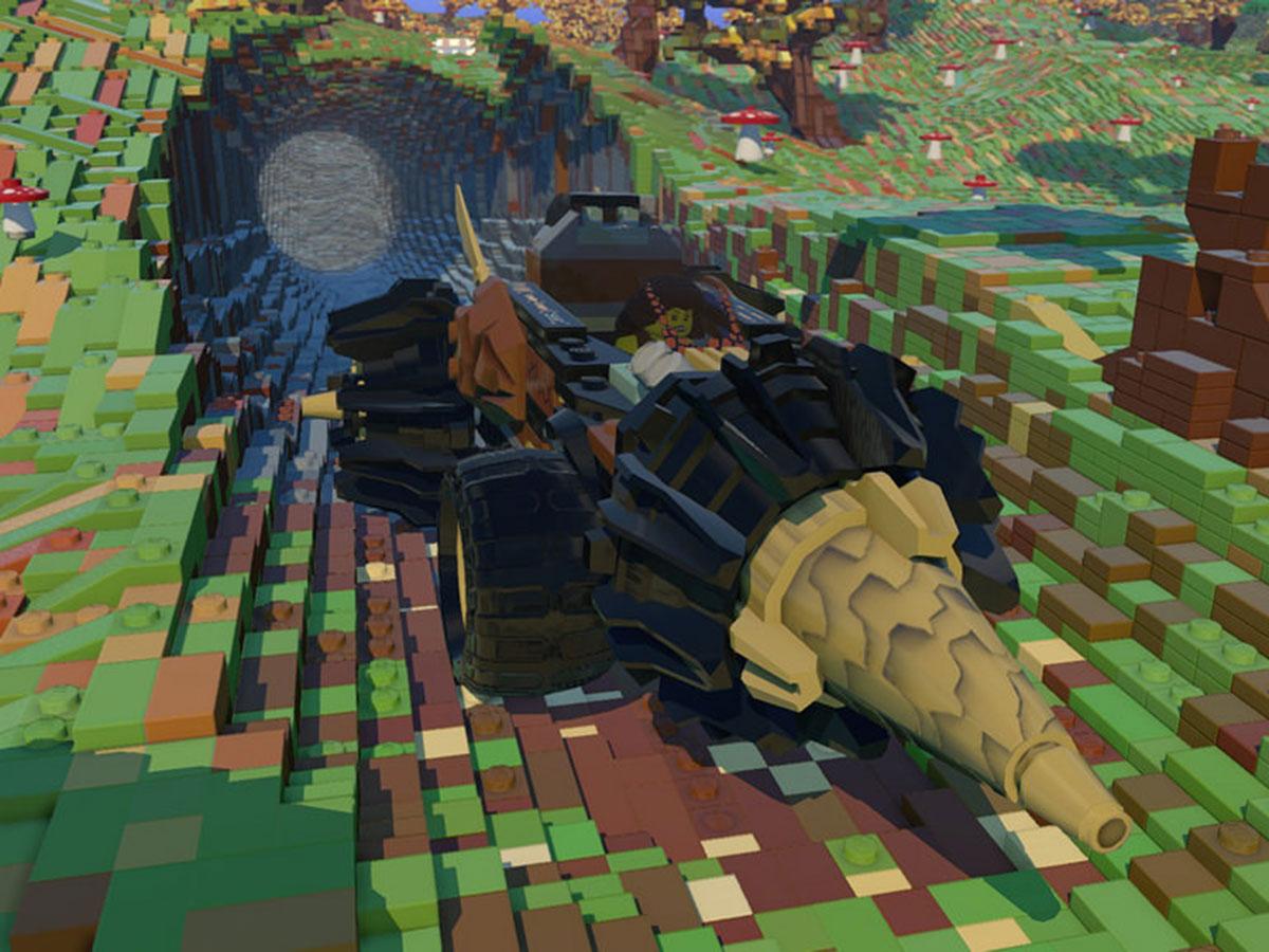 Lego Worlds Screen