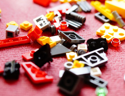 The Beginner's Guide to LEGO