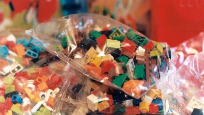 Legos In Bags