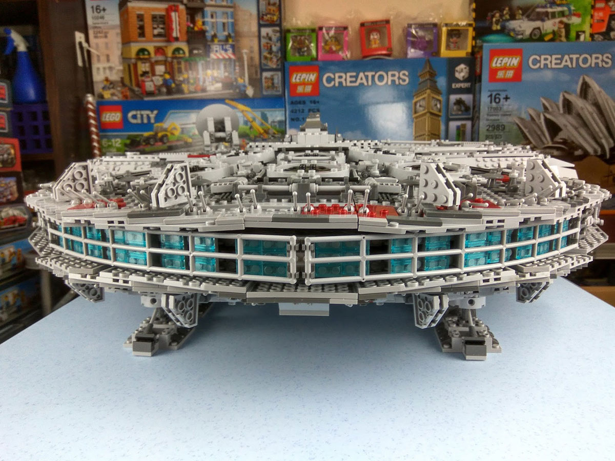 Lepin death star