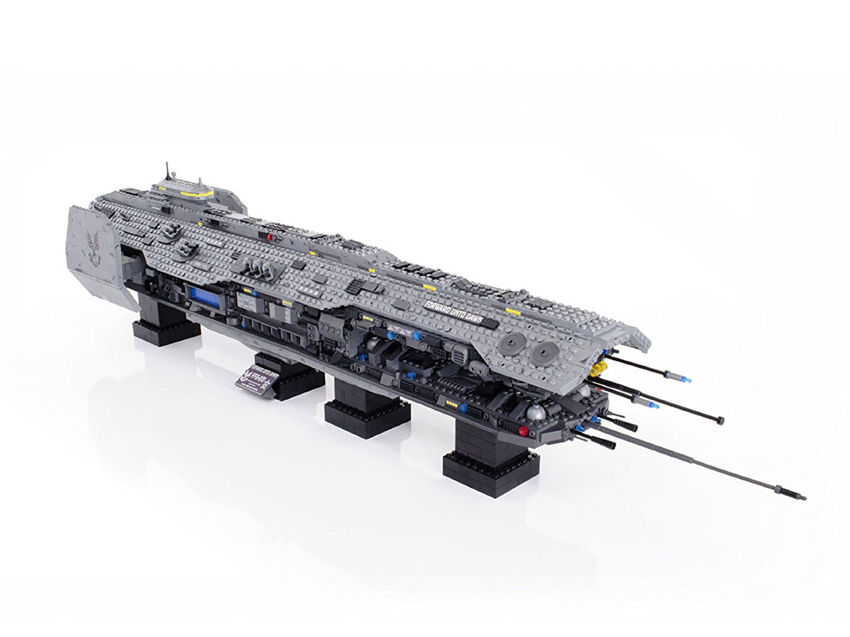 Mega Bloks Forward Until Dawn set #97117