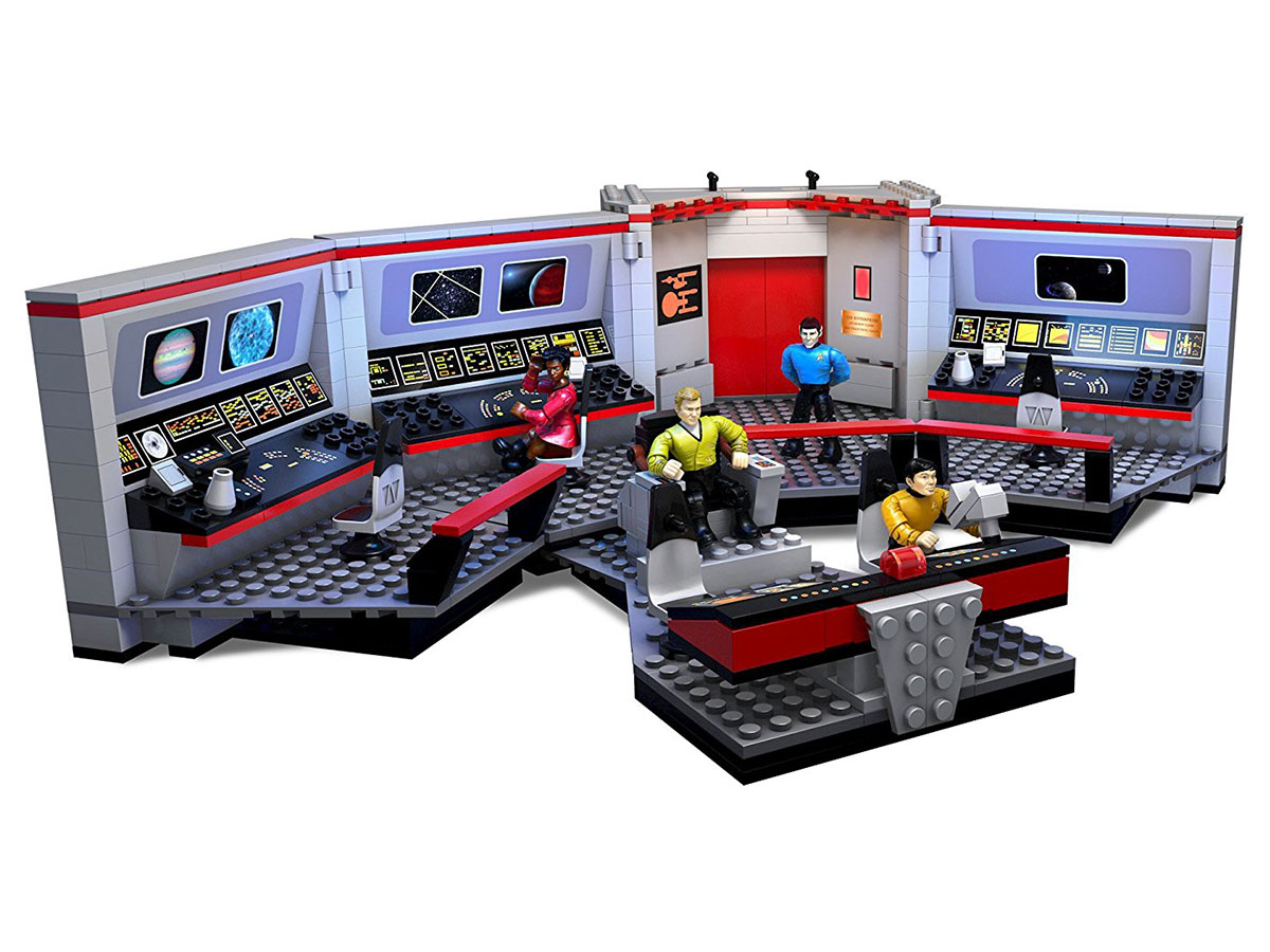 USS Enterprise Bridge Collector Construction Set