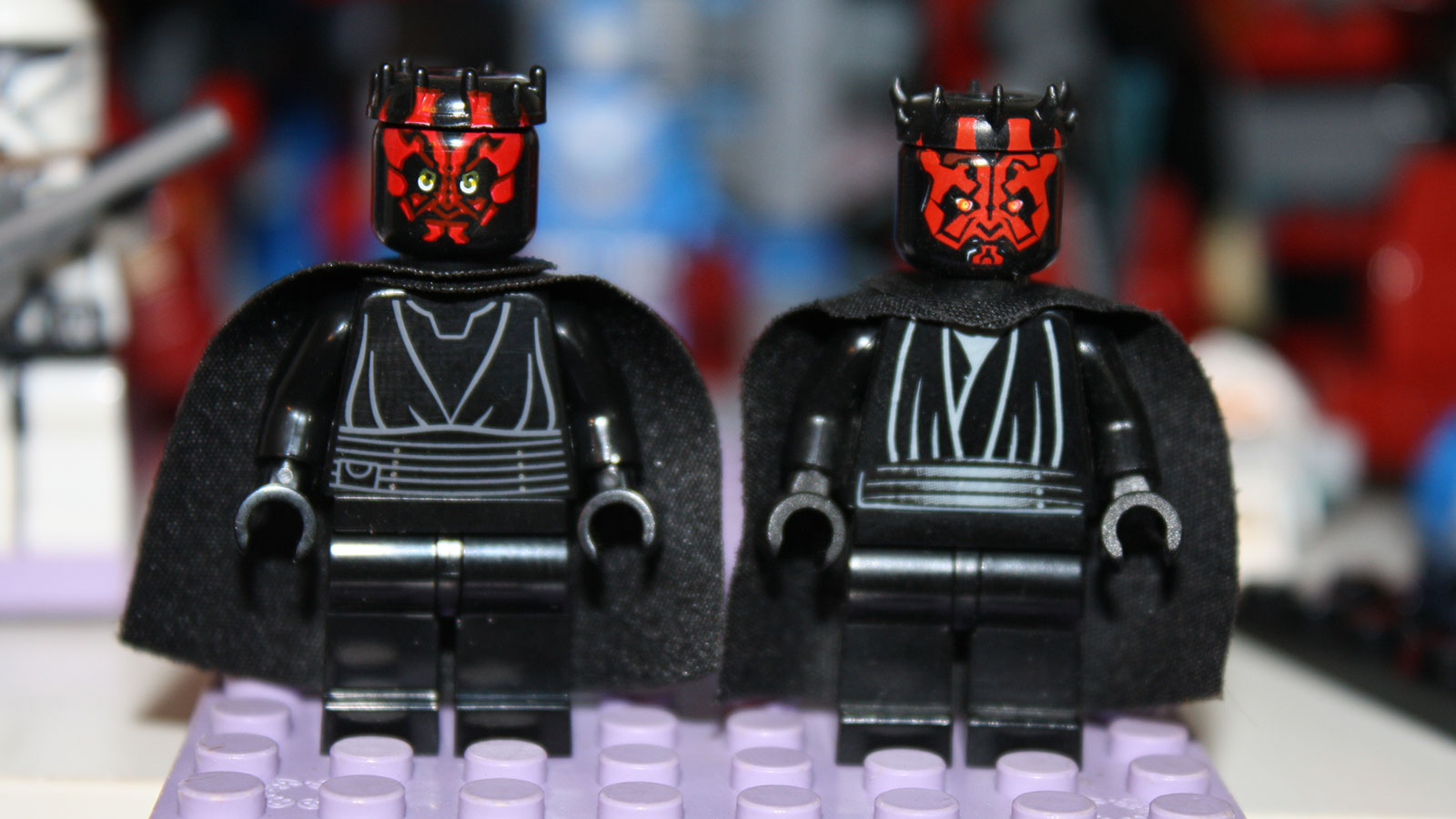 LEGO Clones and Lookalikes - Attack of the Clones