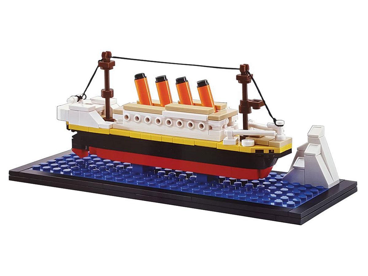Oxford Titanic Build
