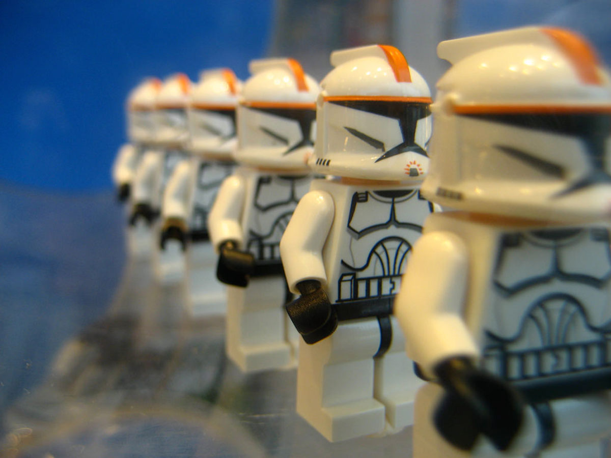 Stromtrooper Clone