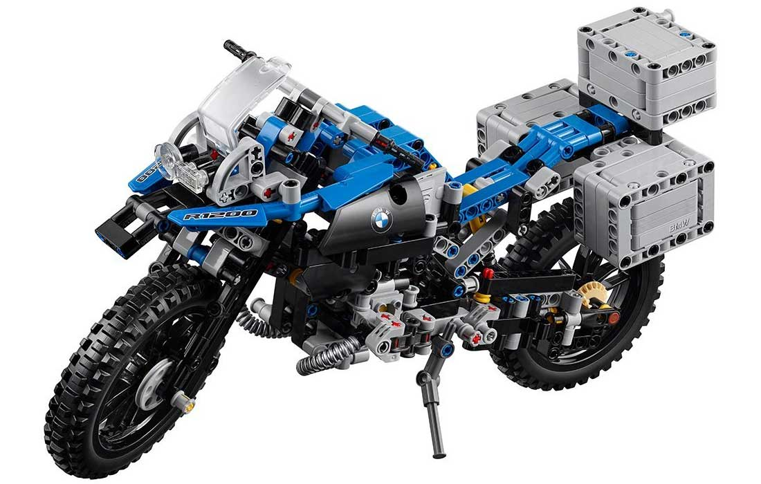 BMW 1200GS Lego Bike