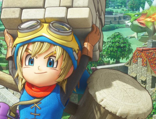 Dragon Quest Builders, the Minecraft Alternative
