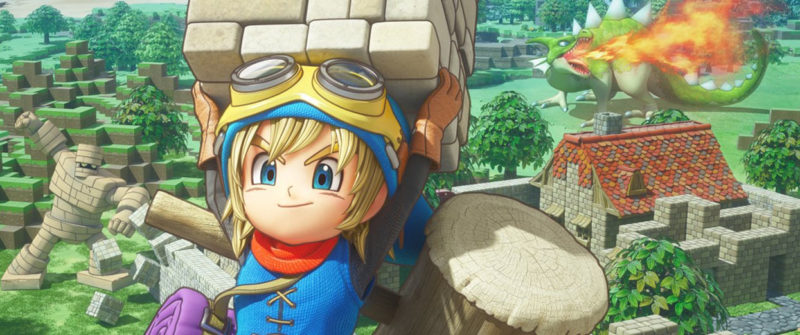 Dragon Quest Builders: A Minecraft Alternative with a Fantasy Twist